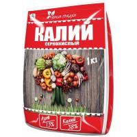 Удобрение Калий сернокислый, 1 кг
