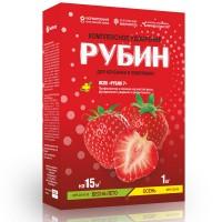 Удобрение Рубин для клубники и земляники, 1 кг