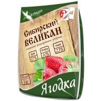 Удобрение Сибирский Великан Ягодка, 1 кг